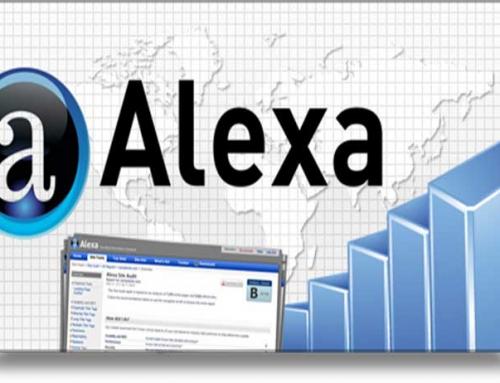 الکسا چیست؟بدست آوردن رتبه الکسای سایت